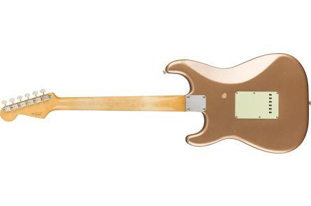 Fender Vintera Road Worn '60s Stratocaster - Pau Ferro Fingerboard - Firemist Gold