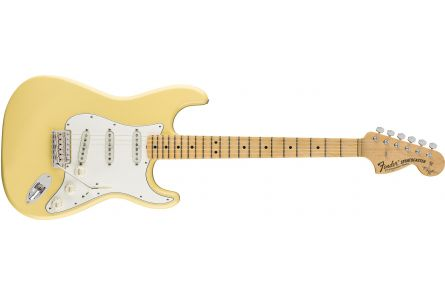 Fender Yngwie Malmsteen Signature Stratocaster - Scalloped MN - Vintage White