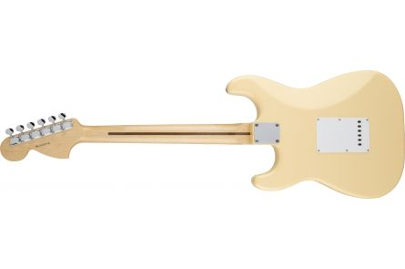 Fender USA Yngwie Malmsteen Stratocaster - Scalloped MN - Vintage White
