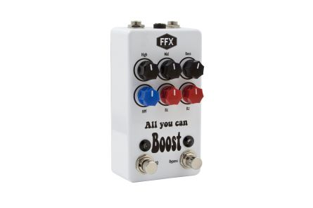 FFX Pedals All You Can Boost