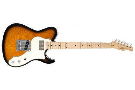 FGN J-Standard Iliad 2TS - 2-Tone Sunburst