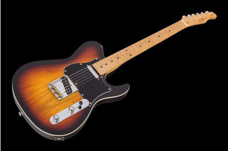 FGN J-Standard Iliad 3TS - 3-Tone Sunburst MN