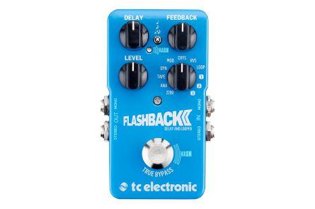 TC Electronic Flashback 2 Delay & Looper - b-stock (1x opened box)