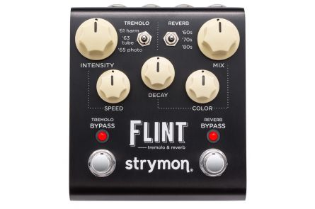Strymon Flint - 1x opened box