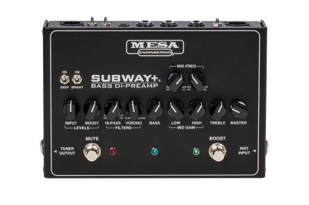 Mesa Boogie Subway Plus Bass DI-Preamp