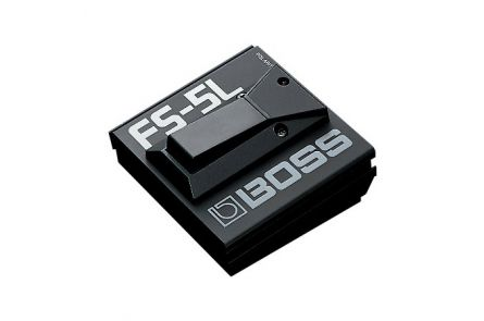 Boss FS-5L Foot Switch (latch)