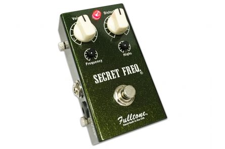 Fulltone Secret Freq. - b-stock (1x opened box)