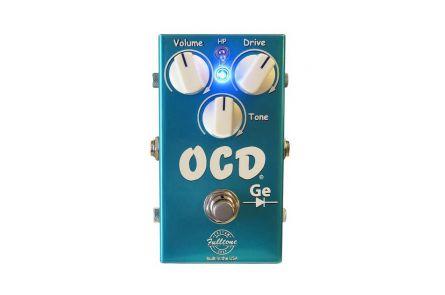 Fulltone OCD V 2.0 GE Metallic Teal