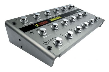 TC Electronic G-System Silver (iB Modified version)