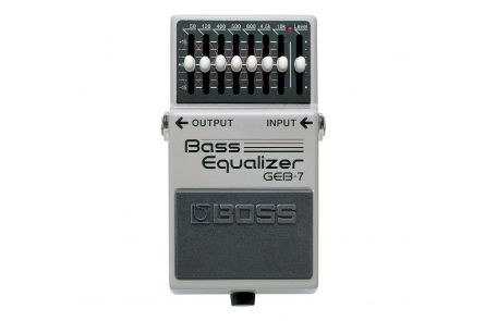 Boss GEB-7 Bass Graphic Equalizer