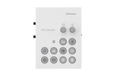 Roland GO:LIVECAST - Live Streaming Studio f. smartphones