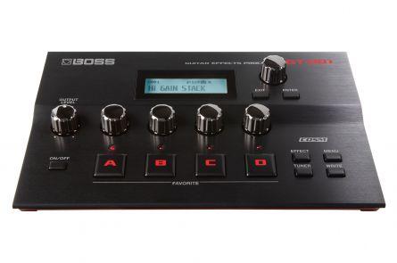 Boss GT-001 Tabletop Guitar Effects Processor