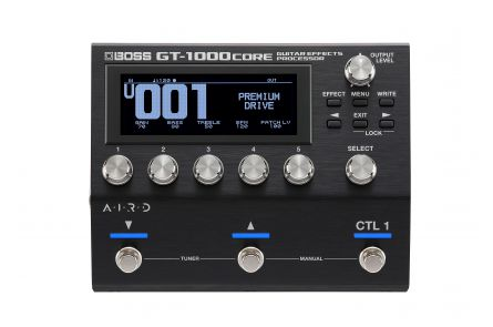 Boss GT-1000Core Guitar Multi Effects Processor