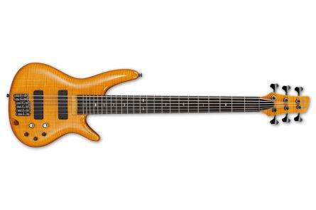 Ibanez GVB36 AM Gerald Veasley Signature - Amber