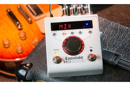 Eventide H9 Max Harmonizer - b-stock (1x opened box)