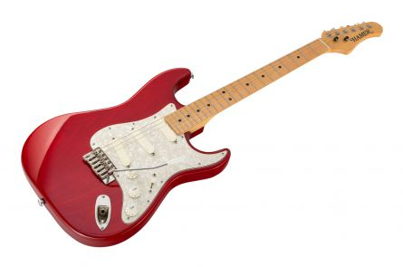 Hamer USA Daytona - Transparent Red - EMG