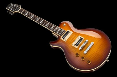 Hamer USA Monaco Elite TSB - Tobacco Sunburst - Lefthand