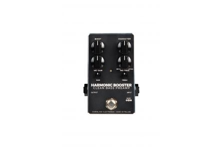 Darkglass Harmonic Booster 2.0 Clean Bass Preamp
