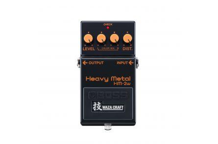 Boss HM-2w Heavy Metal - Waza Craft