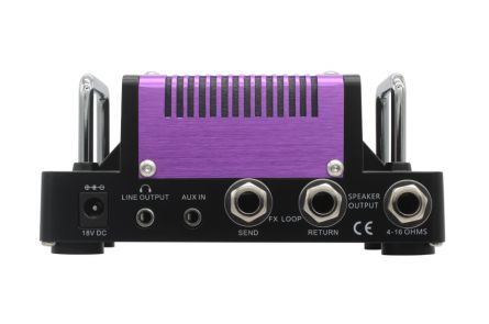 Hotone Nano Legacy Purple Wind - 1x opened box