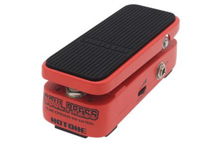 Hotone Soul Press Volume/Expression/Wah-Wah Pedal