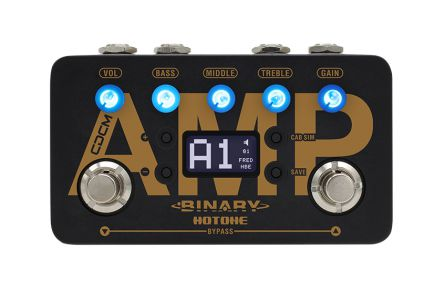 Hotone Binary Amp