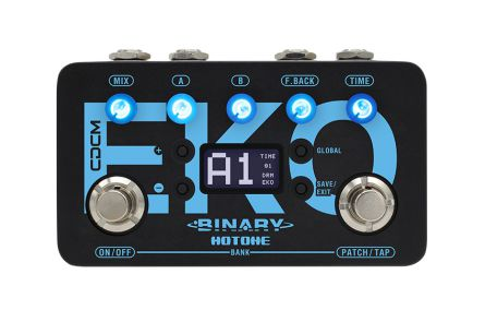Hotone Binary Eko - 1x opened box