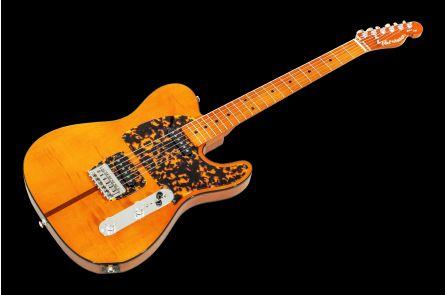 H.S. Anderson HS-1 Mad Cat Guitar - Vintage Reissue Model v2