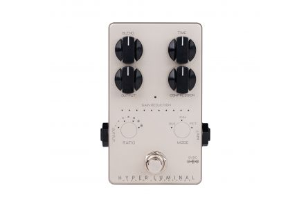 Darkglass Hyper Luminal Hybrid Bass Compressor (1x opened box)
