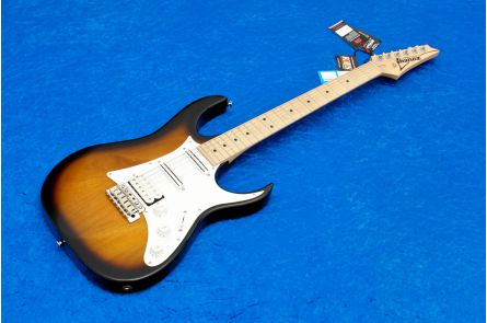 Ibanez AT10P SB Premium - Andy Timmons Signature - Sunburst