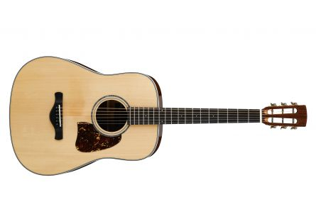 Ibanez AVD1E NT Artwood - Natural - b-stock