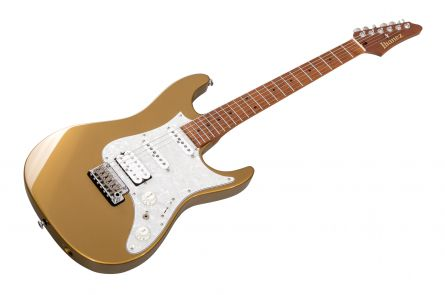 Ibanez AZ2204 GD Prestige - Gold Limited Edition