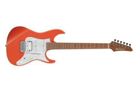 Ibanez AZ2204 SCR Prestige - Scarlet Limited Edition