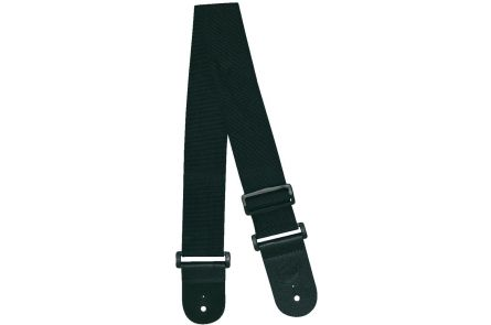 Ibanez GS61-BK Guitar Strap - Black