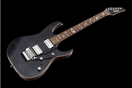 Ibanez RG20146 BOP J-Custom - Black Opal - Bare Knuckle Limited Edition