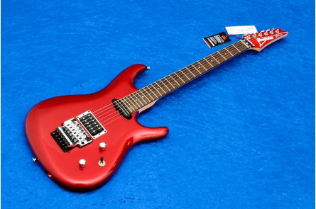 Ibanez JS24P CA Premium - Candy Apple - Joe Satriani Signature