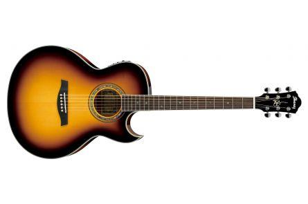 Ibanez JSA5 VB - Vintage Burst - Joe Satriani Signature