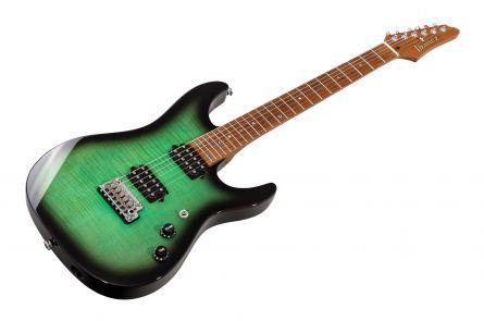 Ibanez MSM100 FGB Marco Sfogli Signature - Fabula Green Burst