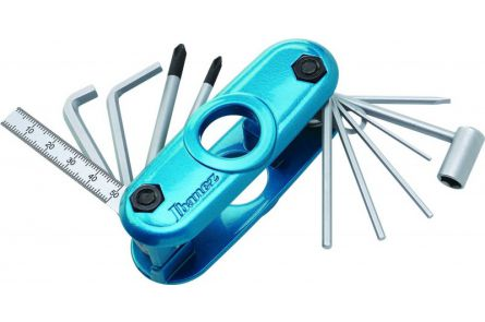 Ibanez MTZ11-ABL Multi Tool (11 Tools In 1) - Aqua Blue