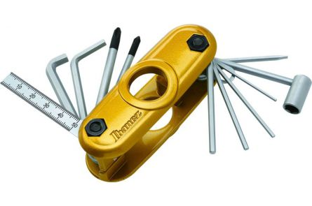 Ibanez MTZ11-SY Multi Tool (11 Tools In 1) - Sun Yellow