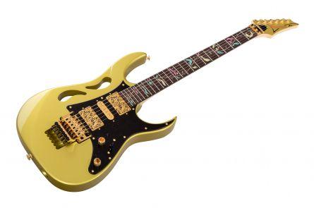 Ibanez PIA3761 SDG Steve Vai Signature - Sun Dew Gold - Limited Edition