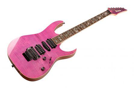 Ibanez RG8570Z RPK J-Custom - Rhodonite Pink