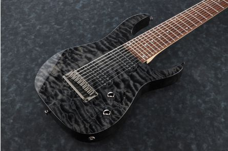 Ibanez RG9QM BI - Black Ice