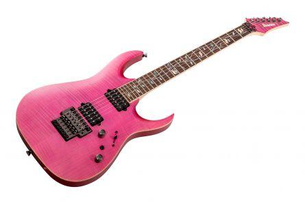 Ibanez RGA8420 RPF J-Custom - Rhodonite Pink Flat