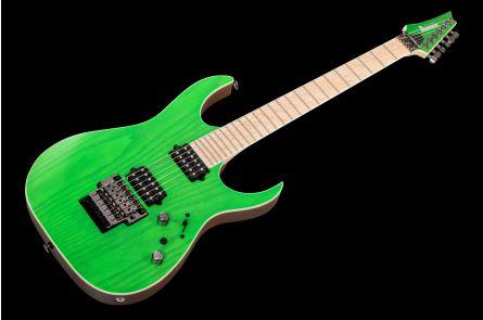 Ibanez RGR5220M TFG Prestige - Transparent Fluorescent Green