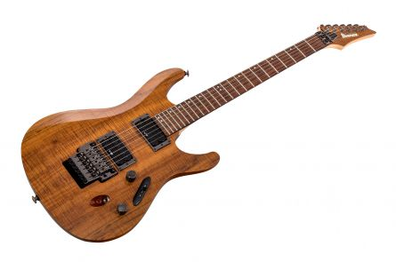Ibanez S5520K KB Prestige - Koa Brown - Limited Edition