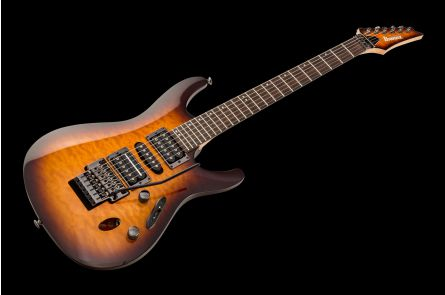 Ibanez S5570Q RBB Prestige - Regal Brown Burst