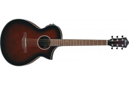 Ibanez AEWC11 DVS - Dark Violin Sunburst High Gloss - b-stock