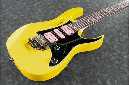 Ibanez JEMJRSP YE Steve Vai Signature - Yellow