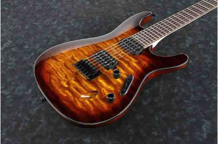 Ibanez S621QM DEB - Dragon Eye Burst
